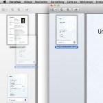 PDF-Datei hinzufügen bzw. Reihenfolge ändern